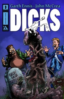 Dicks #3 (Offensive Cover)