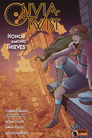 Olivia Twist: Honor Among Thieves