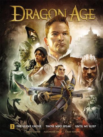Dragon Age Vol. 2: Those Who Speak