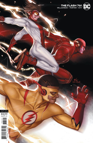 The Flash #761 (Inhyuk Lee Cover)