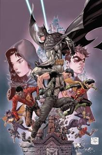 Batman and Robin Eternal Vol. 2