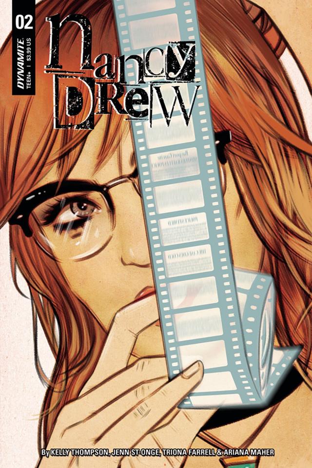 Nancy Drew #2 (Lotay Cover)