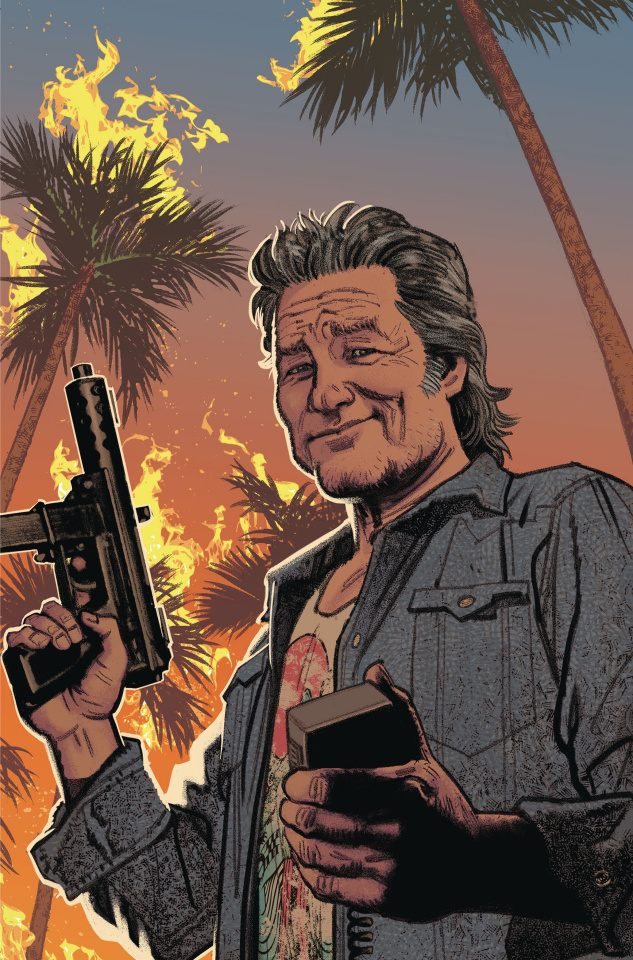 Big Trouble in Little China: Old Man Jack #3 (25 Copy Smallwood Cover)