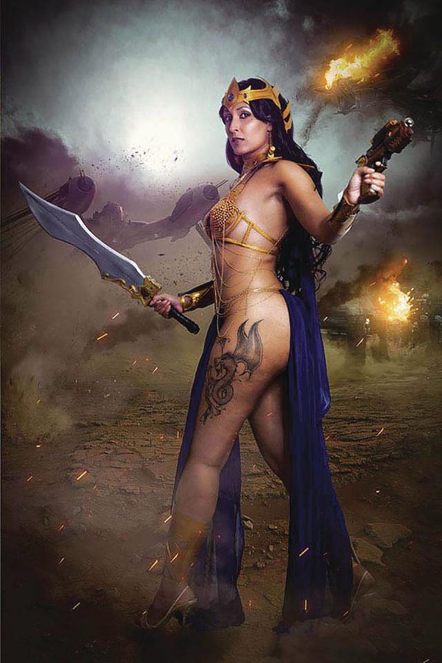 Dejah Thoris #2 (40 Copy Cosplay Virgin Cover)