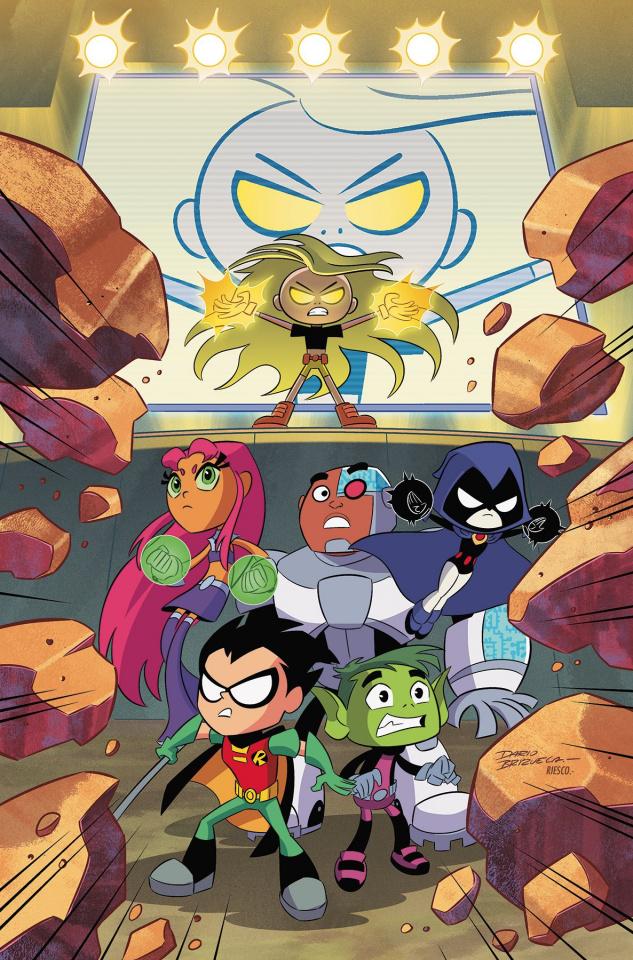 Teen Titans Go! #31