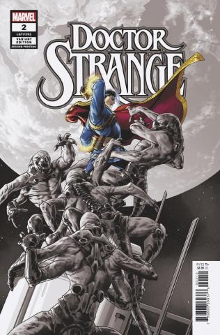 Doctor Strange #2 (Saiz 2nd Printing)