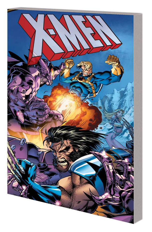 X-Men Vol. 2: The Road To Onslaught