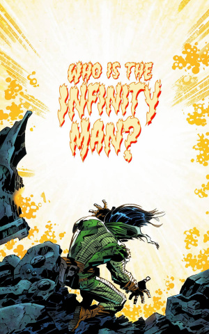 Infinity Man and the Forever People #9