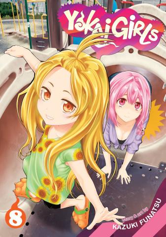 Yokai Girls Vol. 8