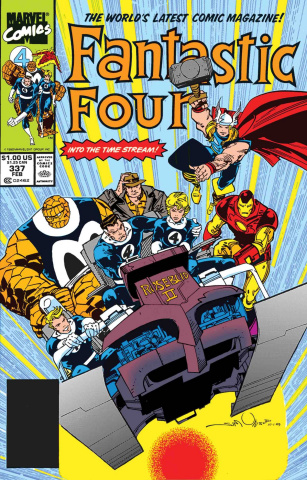 Fantastic Four by Walter Simonson #1 (True Believers)