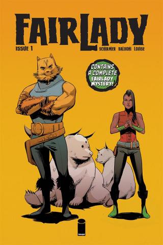 FairLady #1 (Balboni & Louise Cover)