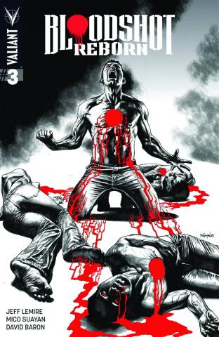 Bloodshot: Reborn #3 (2nd Printing)