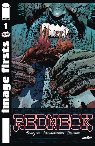Redneck #1 (Image Firsts)