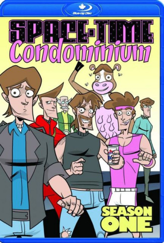 Space Time Condominium, Season One Vol. 1