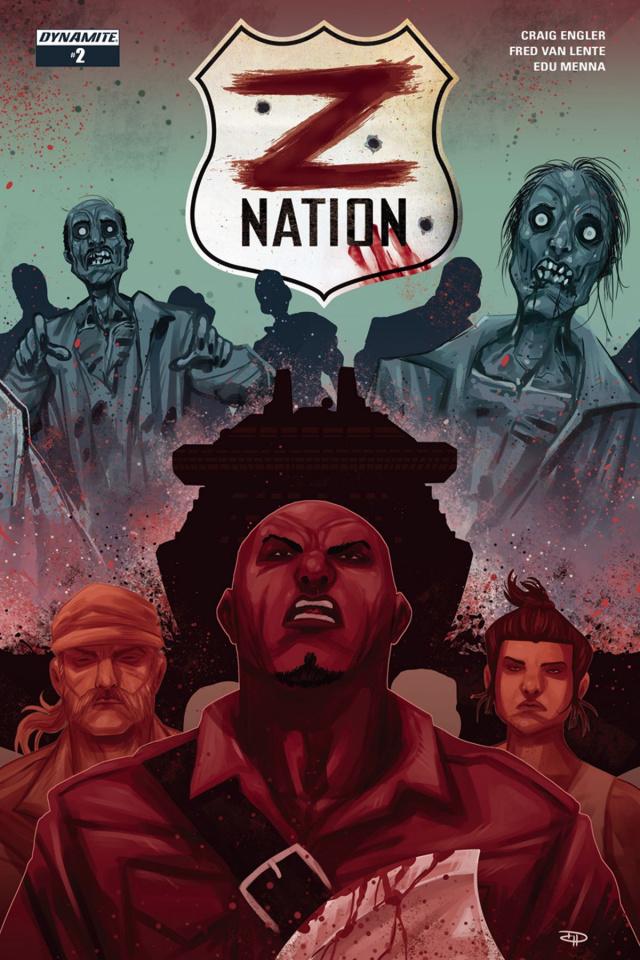 Z Nation #2 (Medri Cover)