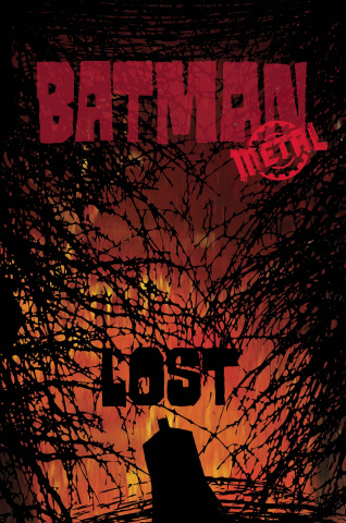 Batman: Lost #1 (Metal)