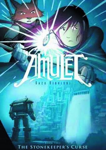 Amulet Vol. 2: The Stonekeepers Curse