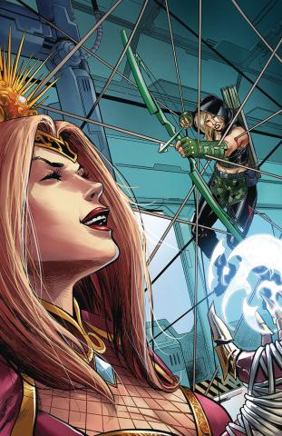Robyn Hood: Vigilante #6 (Coccolo Cover)