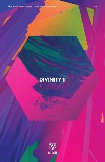 Divinity II #3 (Muller Cover)