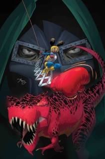 Moon Girl and Devil Dinosaur #18