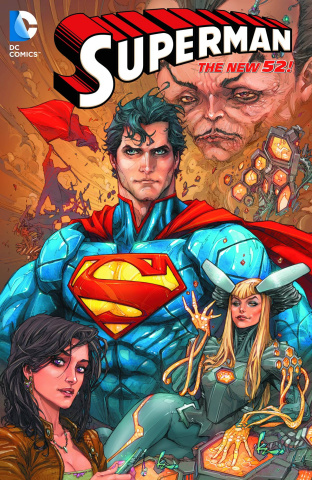 Superman Vol. 4: Psi-War