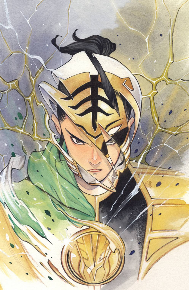 Mighty Morphin' #2 (100 Copy Momoko Cover)