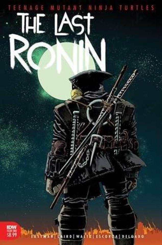 Teenage Mutant Ninja Turtles: The Last Ronin #1 (2nd Printing)