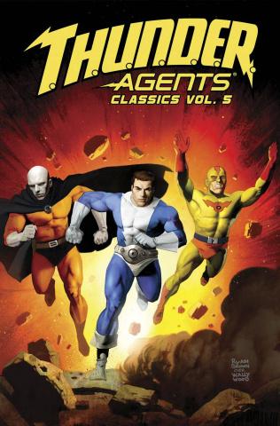 T.H.U.N.D.E.R. Agents Classic Vol. 5