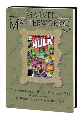 The Incredible Hulk Vol. 14 (Marvel Masterworks)