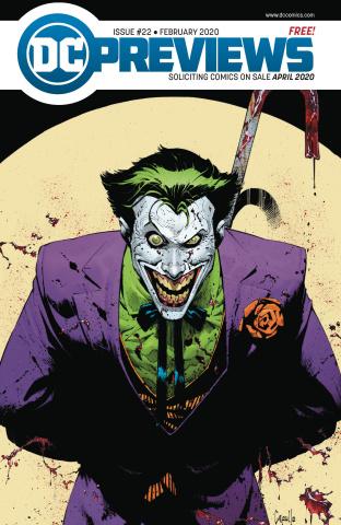 DC Previews #24: April 2020 Extras