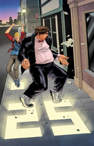 Archer & Armstrong #25 (Henry Cover)