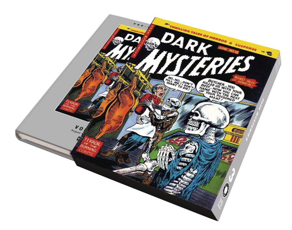 Dark Mysteries Vol. 3 (Slipcase Edition)