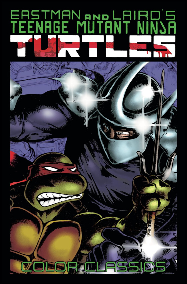 Teenage Mutant Ninja Turtles: Color Classics Vol. 2