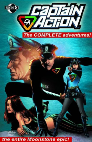 Captain Action: The Complete Adventures