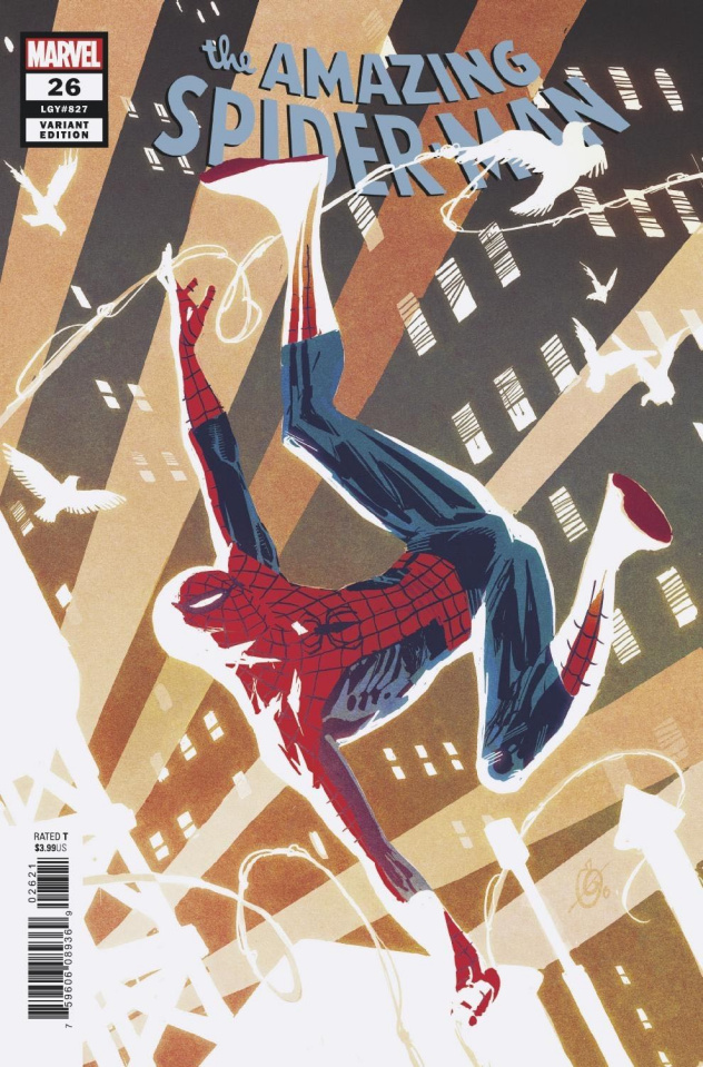 The Amazing Spider-Man #26 (Garney Cover)