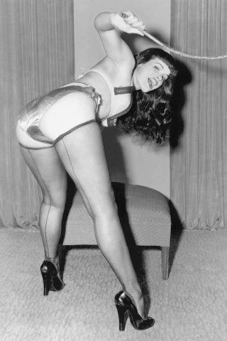 Bettie Page: Unbound #7 (10 Copy Photo Virgin Cover)
