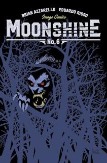 Moonshine #6 (Risso Cover)