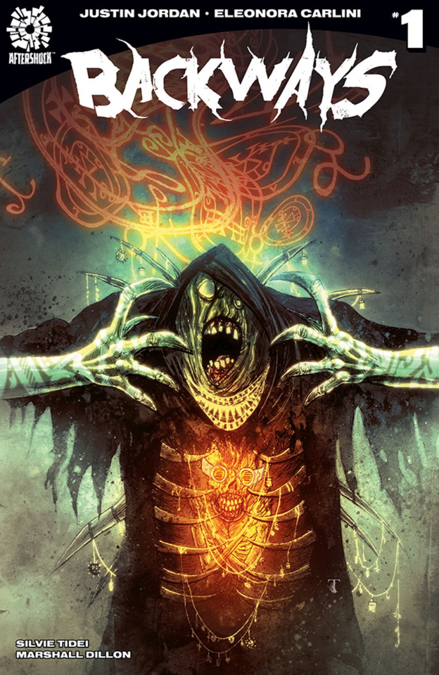 Backways #1 (Templesmith Cover)