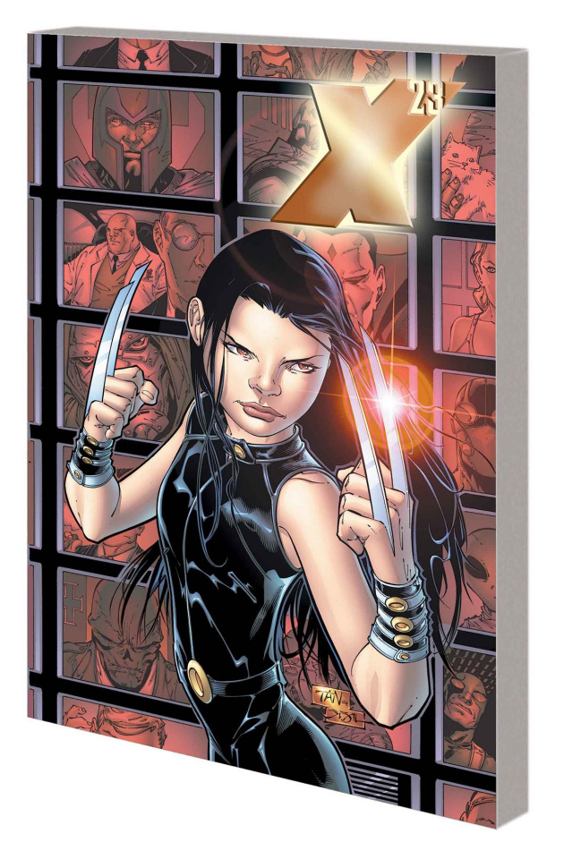 X-23 Vol. 1 (The Complete Collection)