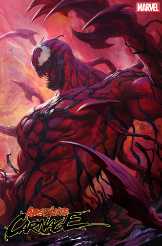 Absolute Carnage #1 (Artgerm Cover)