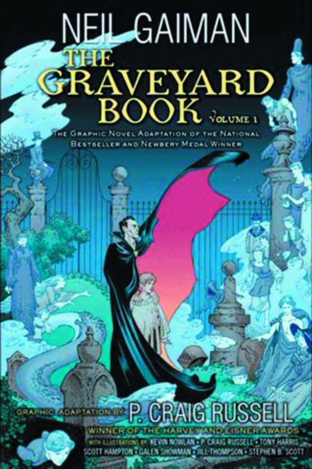The Graveyard Book Vol. 1