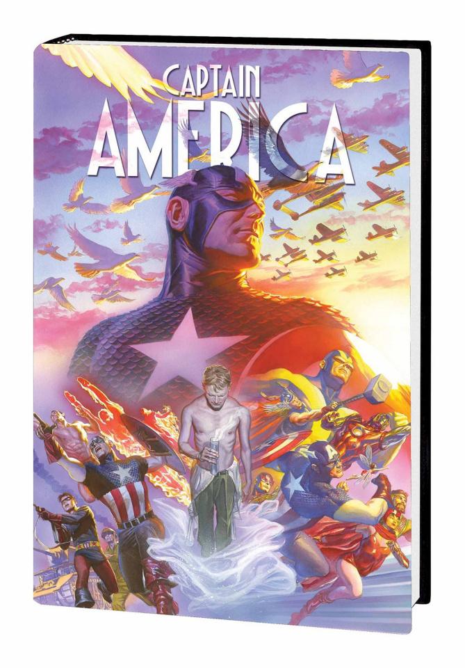 Captain America: 75Th Anniviversary Vibranium Collection