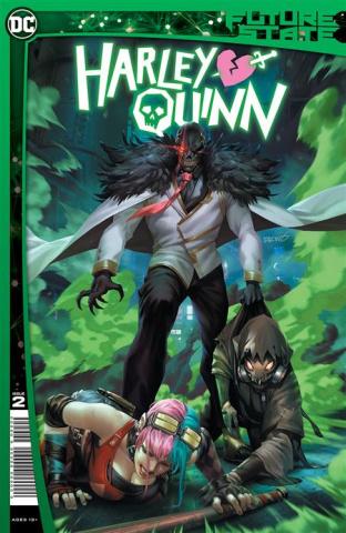 Future State: Harley Quinn #2 (Derrick Chew Cover)