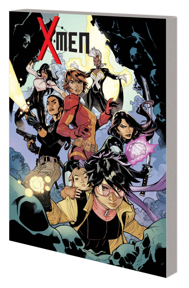 X-Men Vol. 2: Muertas