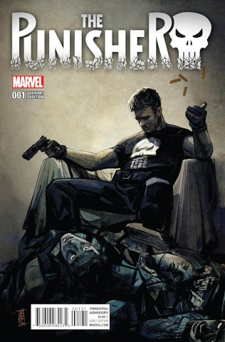 The Punisher #1 (Maleev Cover)