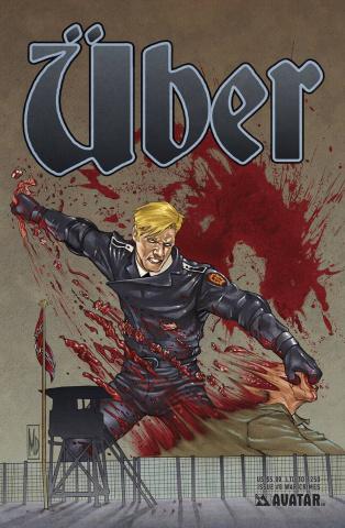 Über #8 (War Crimes Cover)