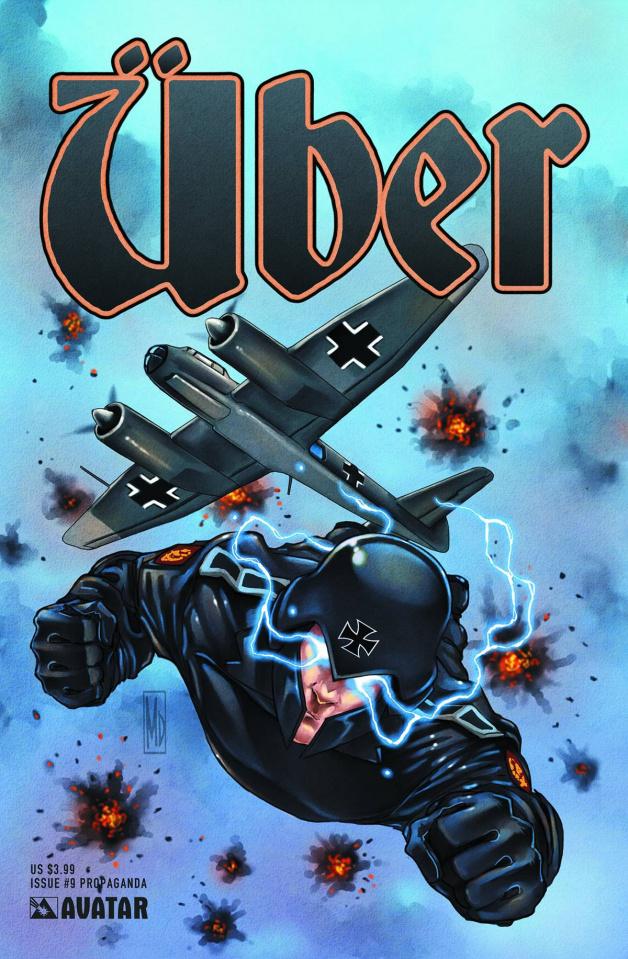 Über #9 (Propaganda Poster Cover)
