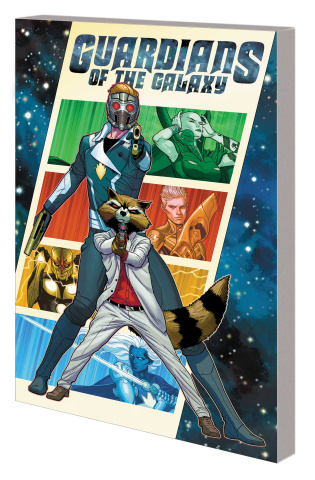 Guardians of the Galaxy by Ewing Vol. 1: Then It's On Us