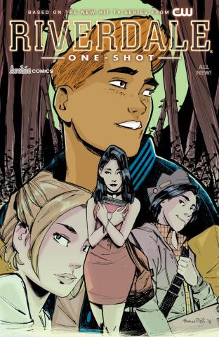 Riverdale #1 (Thomas Pitilli Cover)