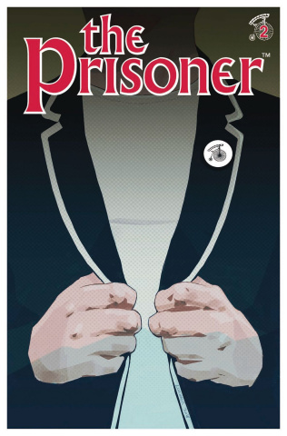The Prisoner #2 (Lorimer Cover)